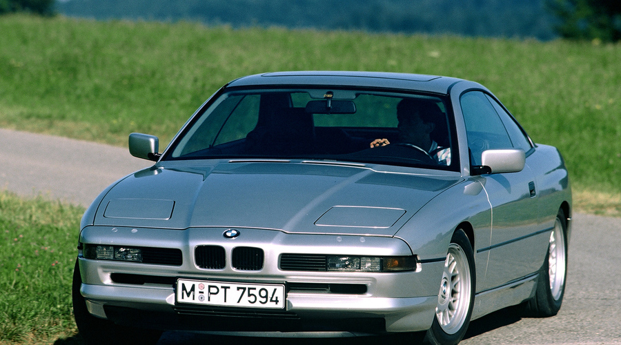 Bazarový snílek: Bazarový snílek: BMW 850i