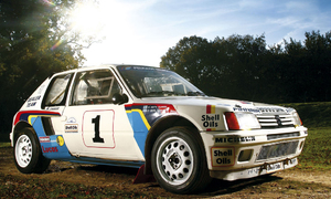 Mýty a legendy: Legendy rallye: Peugeot 205 T16