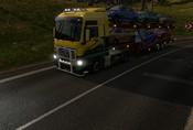 Virtuální volant: Euro Truck Simulator 2