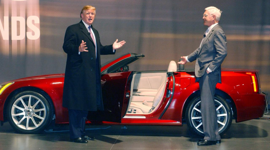 Editorial: Bude Donald Trump oblíbeným prezidentem petrolheadů?