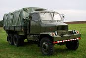 Praga V3S: Univerzální voják