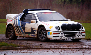 Mýty a legendy: Legendy rallye: Ford RS200