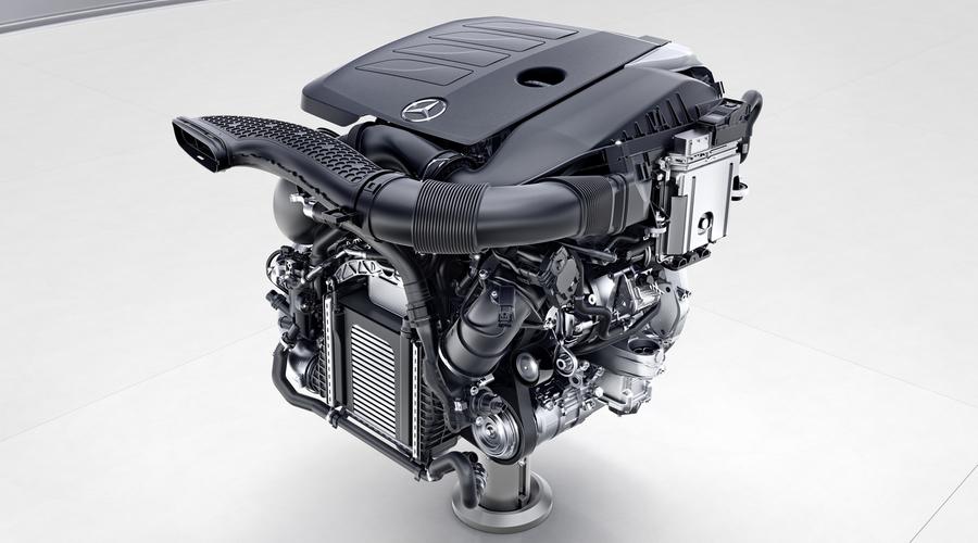 Představujeme: Mercedes se vrací k řadovým šestkám, a bude to hi-tech!