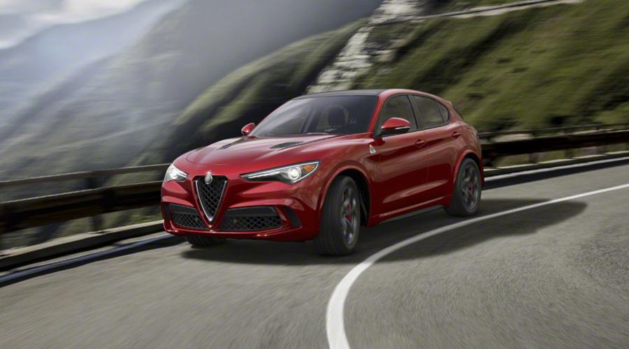 Představujeme: Alfa Romeo Stelvio: Je to ještě SUV?