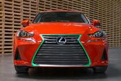 Lexus představil nejostřejší sedan všech dob