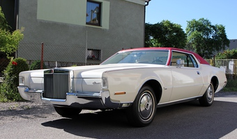 Lincoln Continental Mark IV 1971