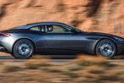 Aston Martin DB11: Bez křídla a přece s přítlakem