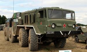 Mýty a legendy: Sovětská monstra: Z rodu mastodontů