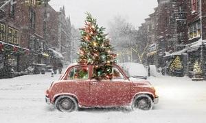TopX: Vánoční speciál: Čím jezdí Ježíšek?