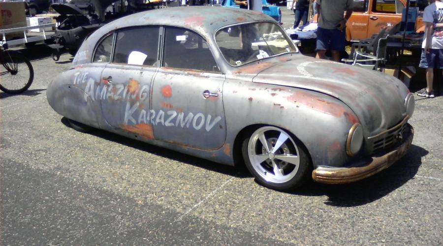 Představujeme: Dočkáme se staronových vozů Tatra?