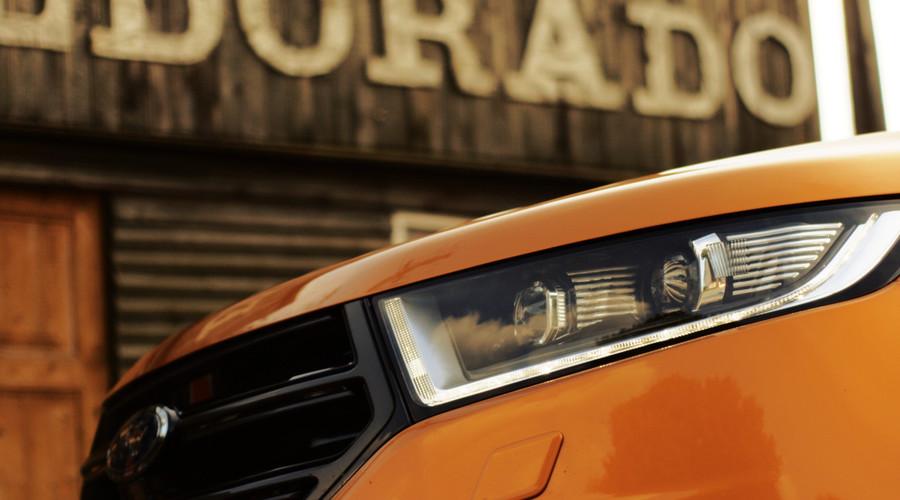 Recenze & testy: Ford Edge 2.0 TDCI Sport: Klasika na jiný způsob?