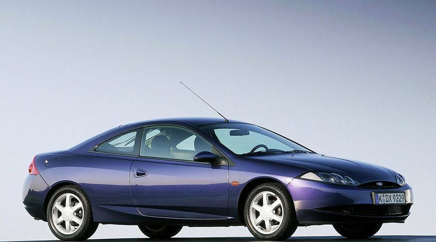 Bazarový snílek: Hrdinové za babku: Ford Cougar 2.5 V6