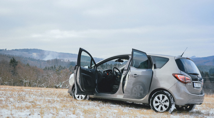 Recenze & testy: Opel Meriva 1.4 Turbo LPG: Auto, jak má být