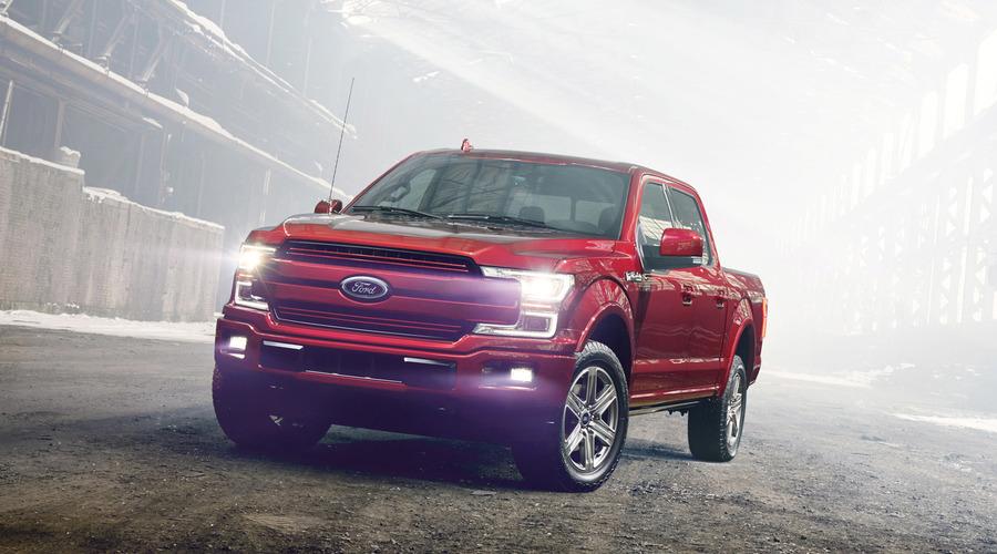Představujeme: Ford F-150 Diesel: Poctivý pickup v tédéíčku