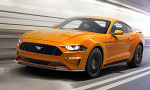 Představujeme: Nový Mustang dělá další kroky k evropskému GT - máme nové informace