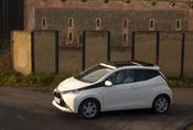 Toyota Aygo: Motoristovo minimální řešení