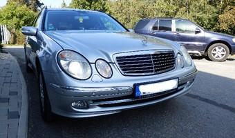 Mercedes-Benz Třídy E Mercedes-Benz E W 211 2005