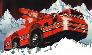 Oldies: Snow Cruiser: Sněžný obr z lepších časů