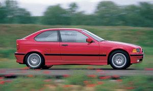 Bazarový snílek: Hrdinové za babku: BMW 323ti Compact
