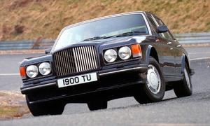 Bazarový snílek: Bazarový snílek: Bentley Turbo R