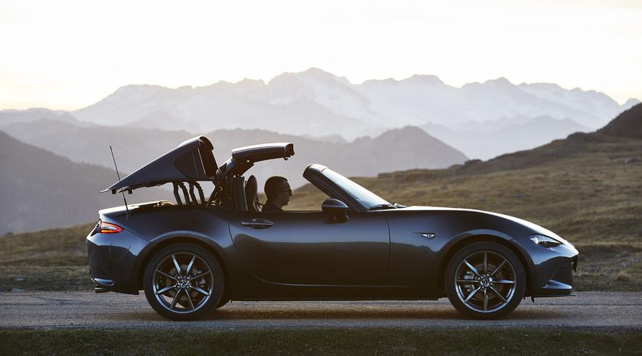 : Mazda MX-5 RF: Úplně nový druh Miaty