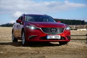 Mazda 6 2.0 G145 Wagon - Nekonvenčně konvenční