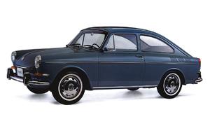 Oldies: VW Type 3: Porsche za hubičku