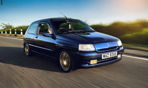 Bazarový snílek: Renault Clio Williams: Dospělácký sen
