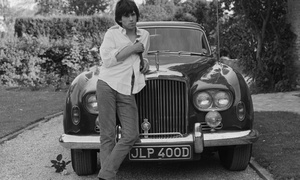 Slavní za volantem: Modrá Lena aneb Bentley, které změnilo historii rocku