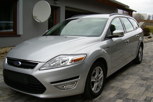Ford Mondeo 2.0TDi, 103kW 2013