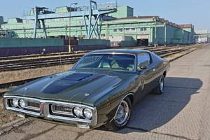 Dodge Charger R/T 440 Magnum, Matching No. 1971