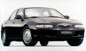 Bazarový snílek: Hrdinové za babku: Mazda Xedos 6