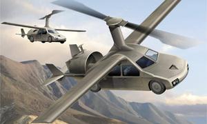 Historie: Jsou létající auta nesmyslem? Poučme se z historie - část první