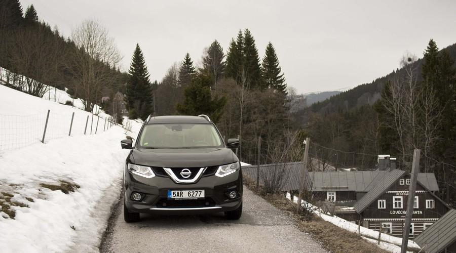 Recenze & testy: Nissan X-Trail 1.6 dCi 4x4: Anděl na horách