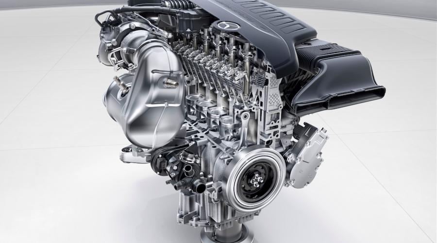 Novinky: Řadová šestka od Mercedesu dostane v AMG verzi 435 koní