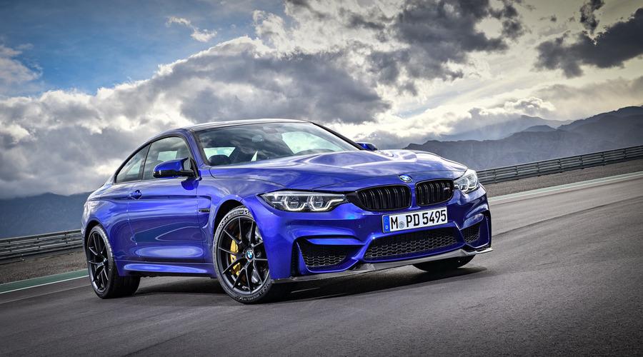 Novinky: BMW M4 CS – něco mezi klasikou a hardcore verzí