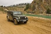 Jeep Wrangler 75th Anniversary: Poslední Mohykán