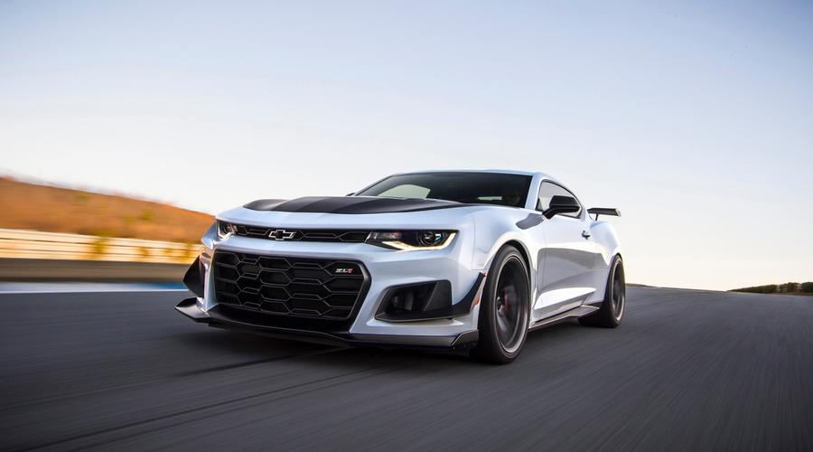 Novinky: Camaro ZL1 je s paketem 1LE lehčí a rychlejší
