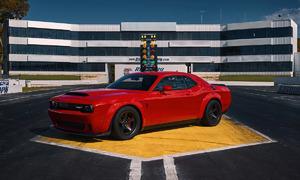 Představujeme: Dodge Challenger Demon zná svou cenu. A kolik by stál dovoz?
