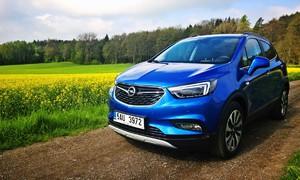 Recenze & testy: Opel Mokka X: Tohle není SUV