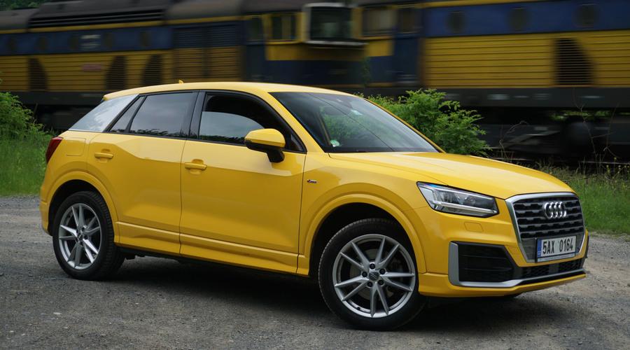 Recenze & testy: Audi Q2 1.4 TFSI: Když srdce poručí, nechte ho řídit