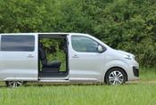 Peugeot Traveller 2.0 BlueHDi: Soukromý tryskáč