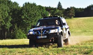 Recenze & testy: Nissan Patrol V8: Vzhůru na Dakar!