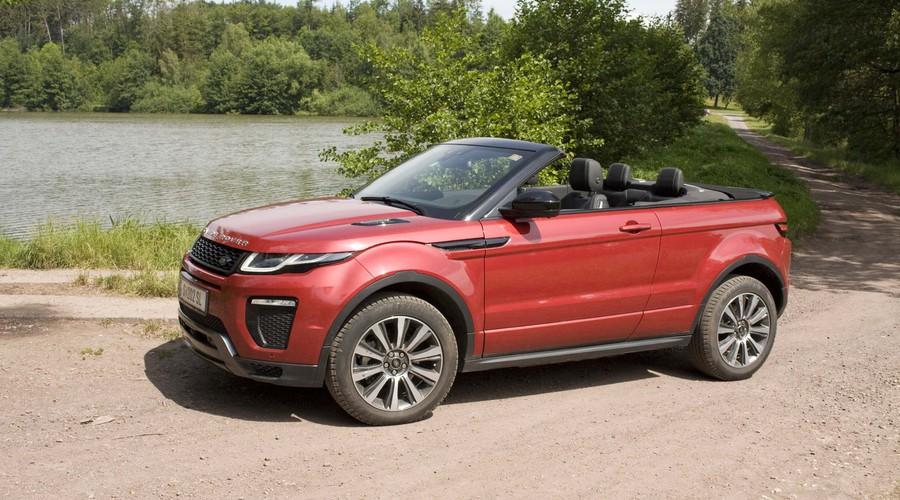 Recenze & testy: Range Rover Evoque Cabriolet: tak tohle je ta kalokagathia!
