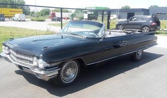 Cadillac Eldorado Convertible 1962