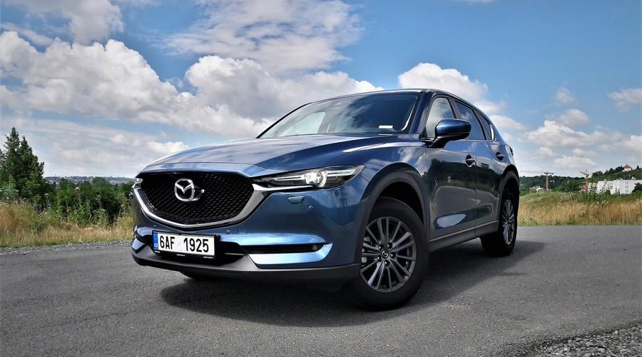 Recenze & testy: Mazda CX-5 G160 AWD: Na cestě do prémie?