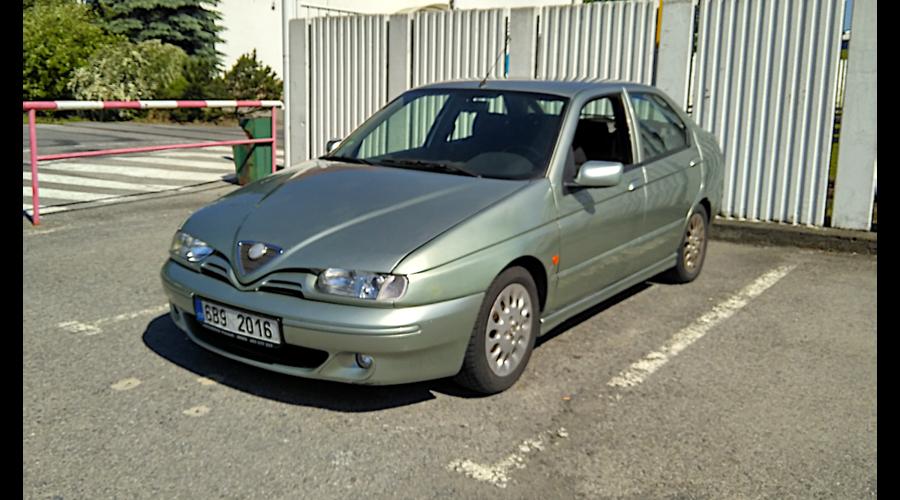 Autíčkářova garáž: Alfa Romeo 146: Zpráva o stavu redakčního závodního speciálu