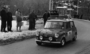 Historie: 1966 Rally Monte Carlo: Závod bez vítěze