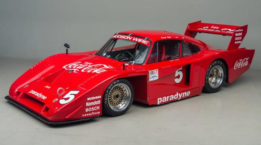 Novinky: Máte nějaké prachy bokem? Kupte si ojedinělé závodní Porsche!