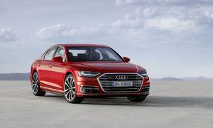 Představujeme: Audi A8 přijíždí zbrusu nová a narvaná technikou